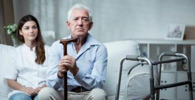 cuidados de ancianos